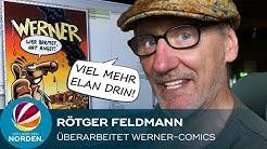 Besser is das: Brösel überarbeitet Werner-Comics