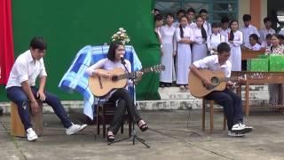 Khát vọng thượng lưu- Sáng tác: Nguyễn Đình Vũ THPT Trần Văn Ơn 5-9-2014