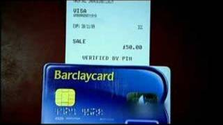 Chip and PIN Fraud
