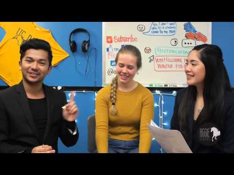 Aggie NOW: ASUCD Winter Elections 2016 Special - INDEPENDENT