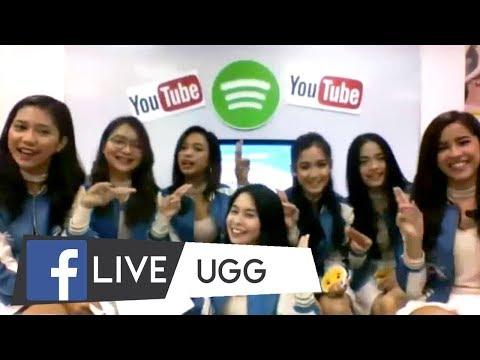 FB Live: UGG/U Go Girls