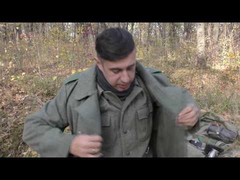 Переход на зимнюю форму одежды, Вермахт октябрь 1941/ Wehrmaht Winter Uniform Oktober 1941