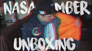 Nasa Bomber Jacket Unboxing