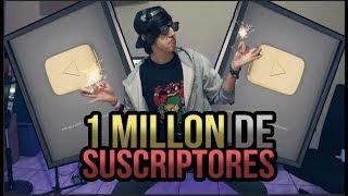 UN MILLÓN DE SUSCRIPTORES!