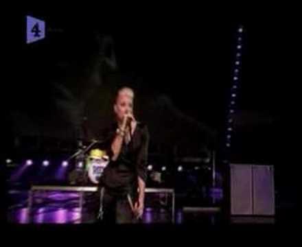 No Doubt - Suspicious Minds (live)