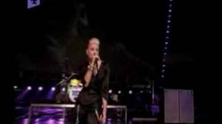 No Doubt - Suspicious Minds (live)