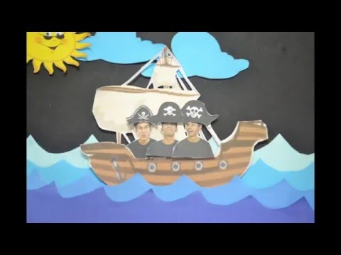 MOBYDICK (Cut Out Animation)