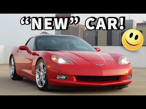 I bought a Cheap C6 Corvette!!!!!