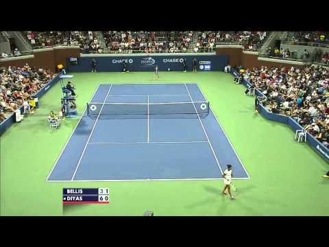 CiCi Bellis v Zarina Diyas (Full Match)