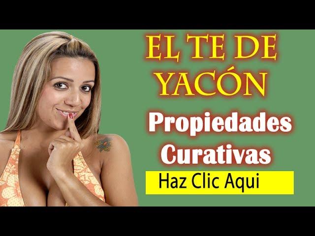 Como se consume el yacon para adelgazar