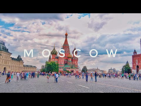 Summer In A Glimpse | MOSCOW 2017