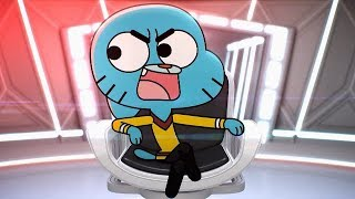 vuclip Gumball's Star Trek (Clip) | Amazing World of Gumball - The Stink (Season 6)