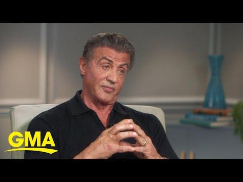 Sylvester Stallone talks 'Rambo: Last Blood' l GMA