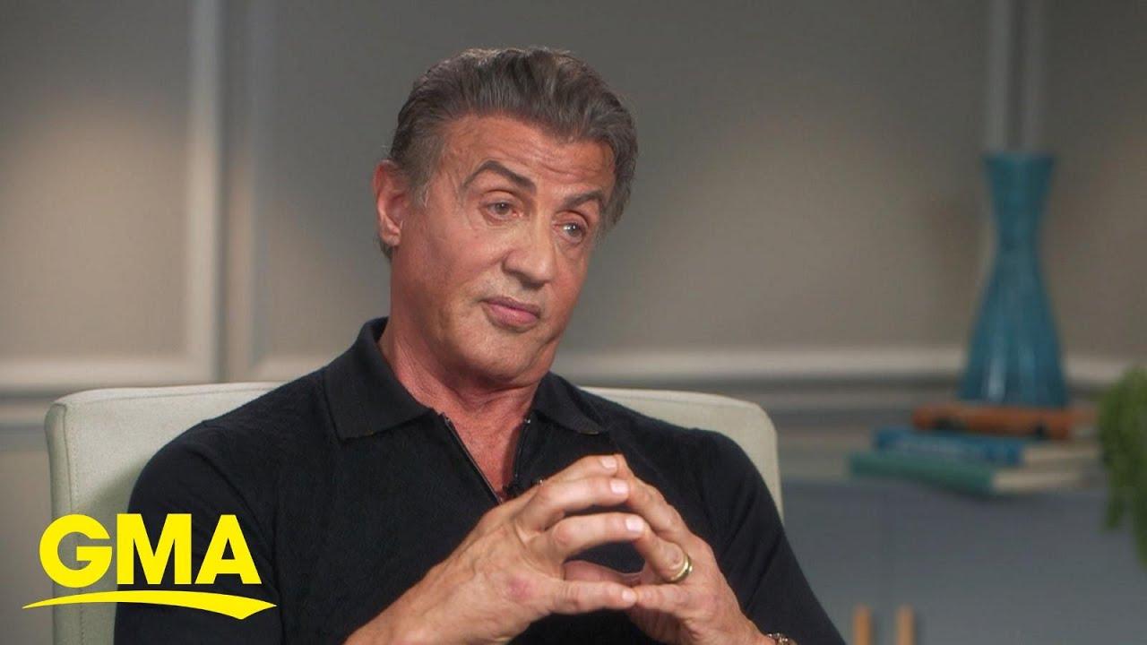 Download Sylvester Stallone talks 'Rambo: Last Blood' l GMA