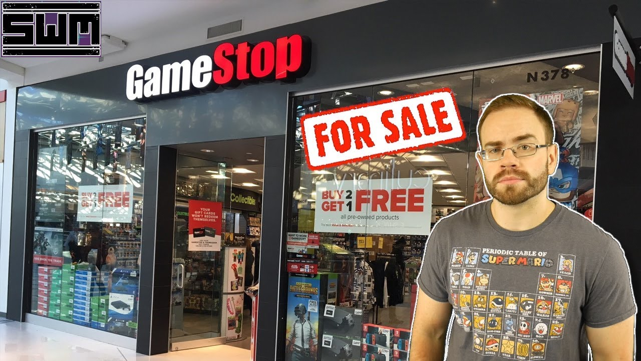 GameStop Is About To Be Sold, But Will It Actually Matter?