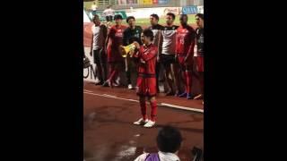 北関東ダービークラシカルで勝利した後の瀬川選手のチャントの大合唱。 ...