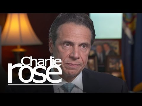 Gov. Andrew Cuomo on the Moreland Commission (Oct. 14, 2014) | Charlie Rose