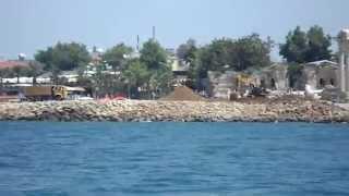 Копия видео вид на храм аполлона из яхты(, 2013-01-04T08:30:20.000Z)