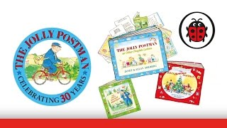 The Jolly Postman by Janet and Allan Ahlberg | 30th Anniversary