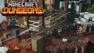 Minecraft Dungeons: Howling Peaks Gameplay Walkthrough