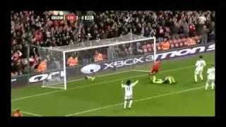 Liverpool FC Goals EPL 08 09.