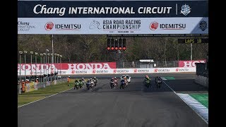 Race 2 Chang International Circuit Thailand 2018 ARRC