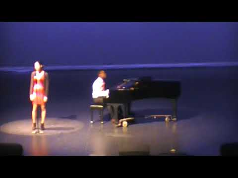 Firestone High School Talent Show 2018 Alana and Charles