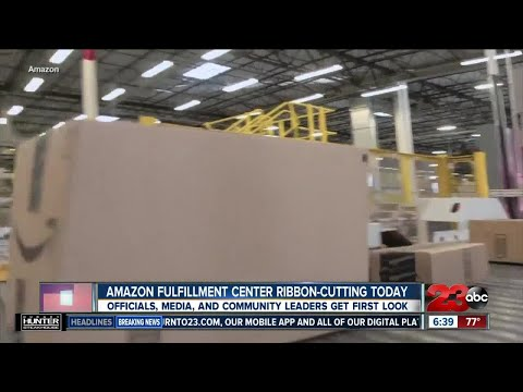 Amazon Facility To Open Here In Bakersfield
