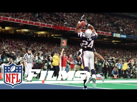 #6 Ty Law | Top 10 Patriots of All Time | NFL