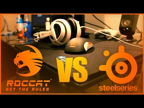 SteelSeries Qck Heavy Or Roccat Taito King-Size? Mousepad Review!
