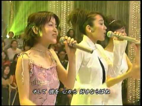 レモンのキッス 早見優 荻野目洋子 西田ひかる