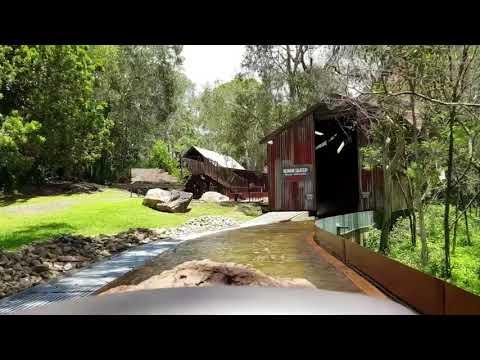 Dreamworld Log Ride on-ride POV (post refurb) Jan 2018