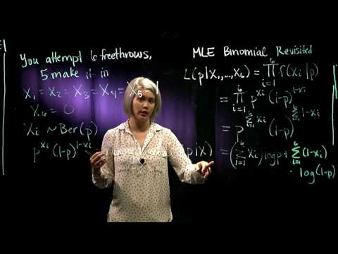 3 MLE Example: Binomial Revisited