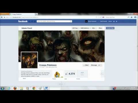 How To Message A Facebook Page As A Facebook Page