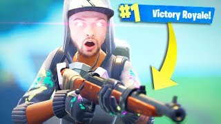 *TRICK SHOTS* ONLY WIN POSSIBLE ?! in Fortnite: Battle Royale !! (Challenge)