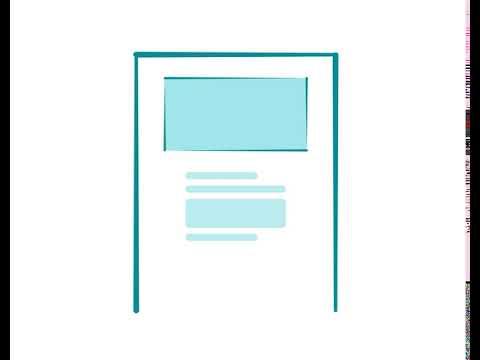 SVG Animation - Website development