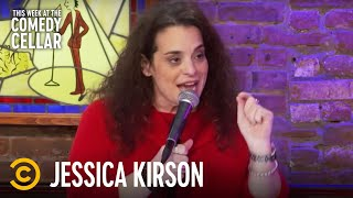 Eating a Whole Bag of Shrooms - Jessica Kirson - This Week at the Comedy Cellar