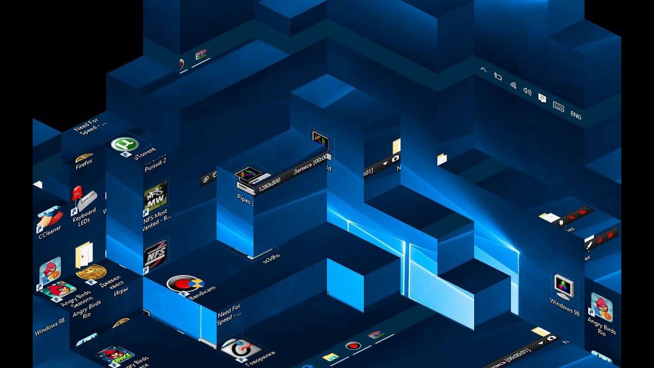 how to make your screensaver a video windows 10