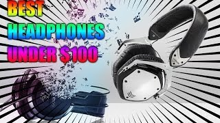 Video TOP 5 BEST HEADPHONES FOR UNDER $100 - Best Cheap - good Quality Headphones download MP3, 3GP, MP4, WEBM, AVI, FLV Agustus 2018