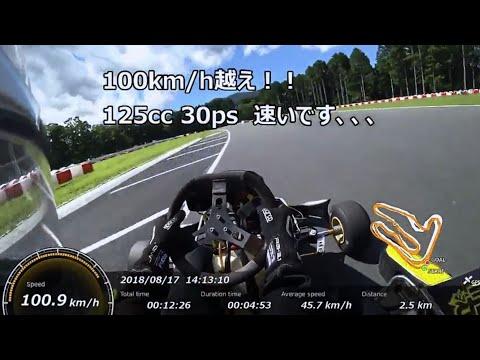 APG オートパラダイス御殿場 テクニカルコース 【ROTAX MAX Full Power 30ps!!】