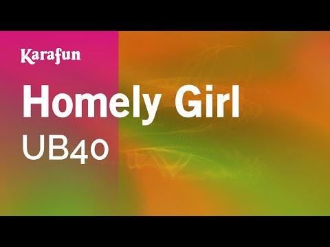 Karaoke Homely Girl - UB40 *