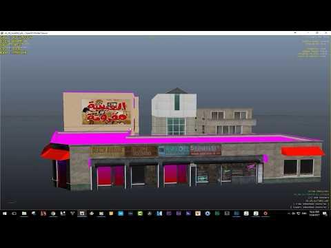 GTA 5 : Tunisia Modern Life : Change model texture with open iv