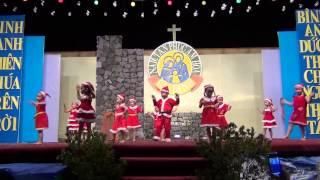 Giáo xứ Long Thạnh Mỹ - O Noel nhí