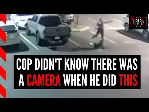A cop kicked a compliant man in the head, then police tried to cover it up