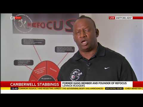 Former Gang Member Talks About London & Camberwell Stabbings. WILL GET WORSE!