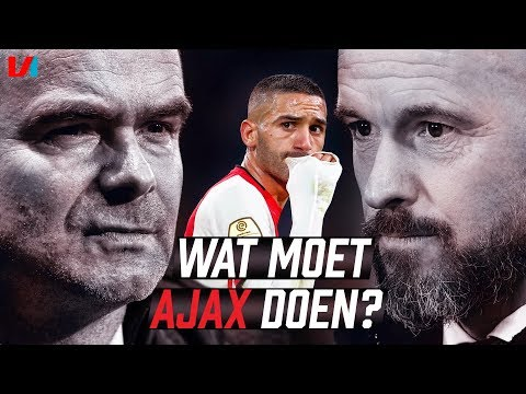 Transferkoorts Ajax: 'Maar Als Ik Overmars Was, Zou Ik Eerst Ten Hag Proberen Te Houden'