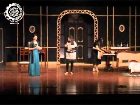 Half a glass of Champagne (An all-faculty play): Dramatics Club - IIM Calcutta