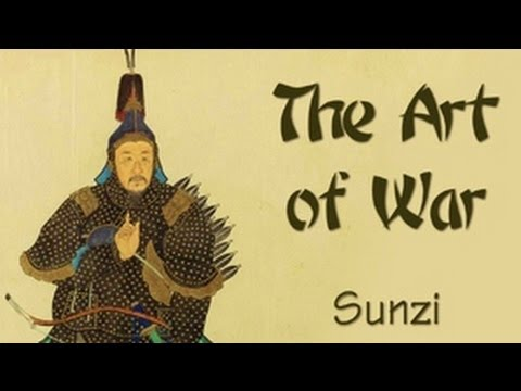 THE ART OF WAR - FULL Audio Book by Sun Tzu - Business & Str