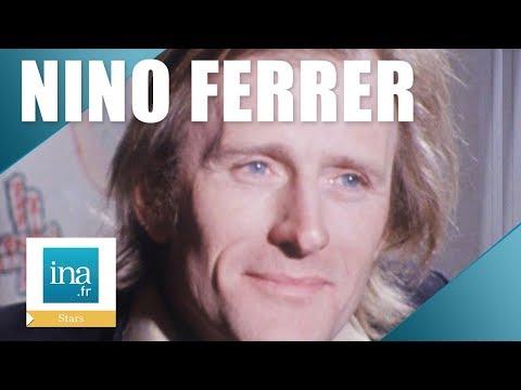 Nino Ferrer dans sa maison du Sud | Archive INA