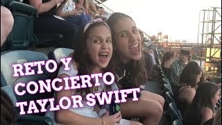 "El reto de Taylor, concierto de Taylor Swift ""Reputation tour 2018"" Philadelphia."